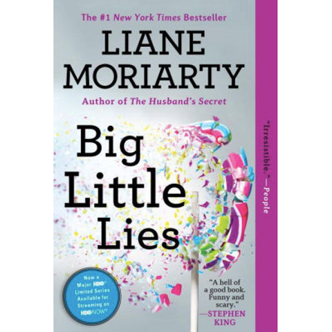 Big Little Lies by Liane Moriarty