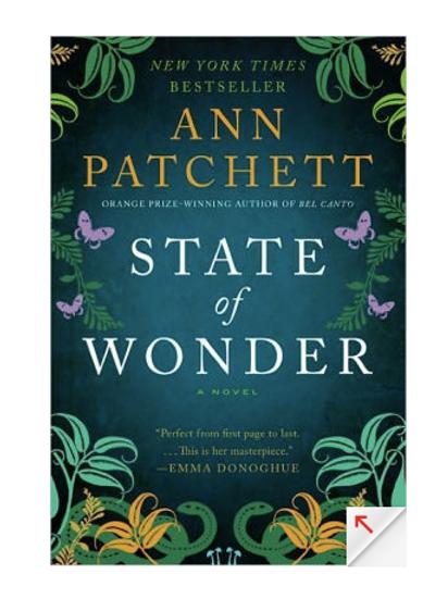State of Wonder by Ann Patchett