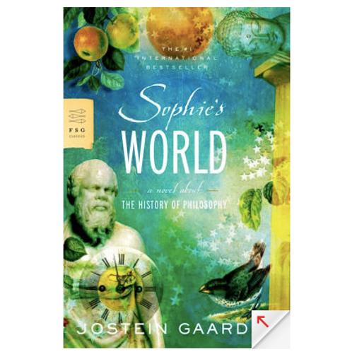 Sophie's Worldby Jostein Gaarder