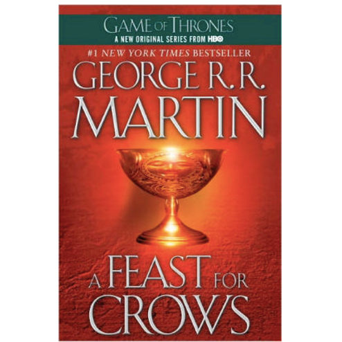A Feast for Crows by George R.R. Martin (The Song of Ice and Fire #4)