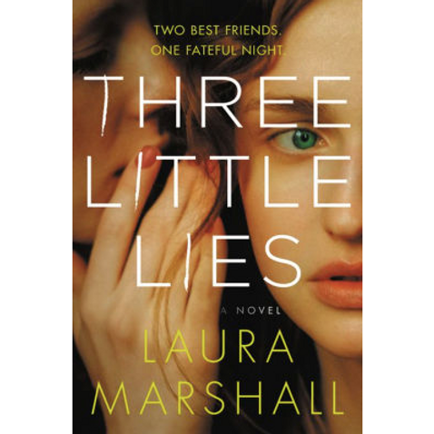 Three Little Lies by Luara Marshall