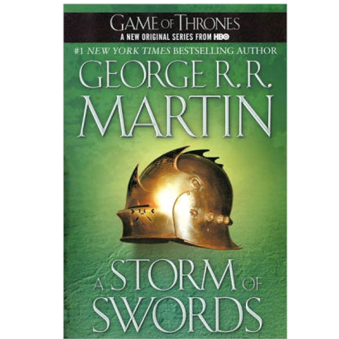 A Storm of Swords by George R.R. Martin (The Song of Ice and Fire #3)