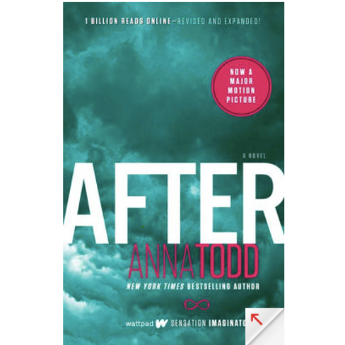 After by Anna Todd (After Series #1)