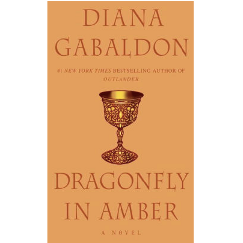 Dragonfly in Amber by Diana Gabaldon (Outlander Series #2)