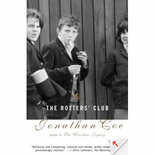 The Rotter's Club by Johnathan Coe