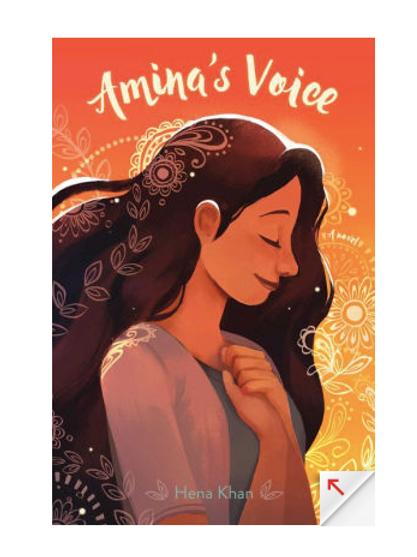 Amina's Voice by Hena Khan