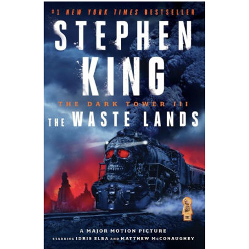 The Waste of Lands by Stephen King (The Dark Tower #3)