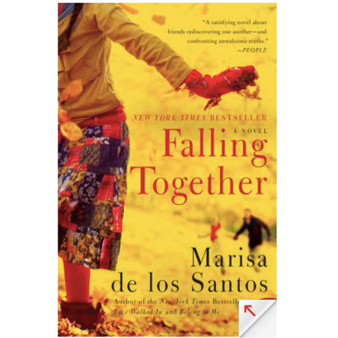 Falling Together by Maria de los Santos