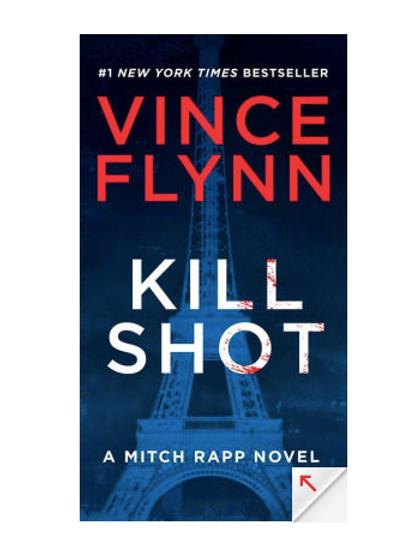 Kill Shot by Vince Flynn