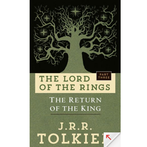 The Return of The King by J.R.R Tolken (Lord of the Rings #3)