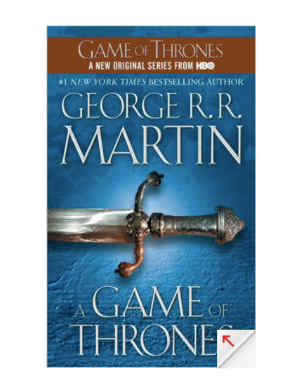 Game of Thrones by George R.R. Martin (The Song of Ice and Fire #1)