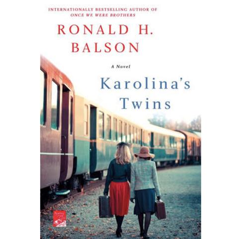 Karolina's Twins by Ronald H. Balson (Taggart  and Lockhart #3)