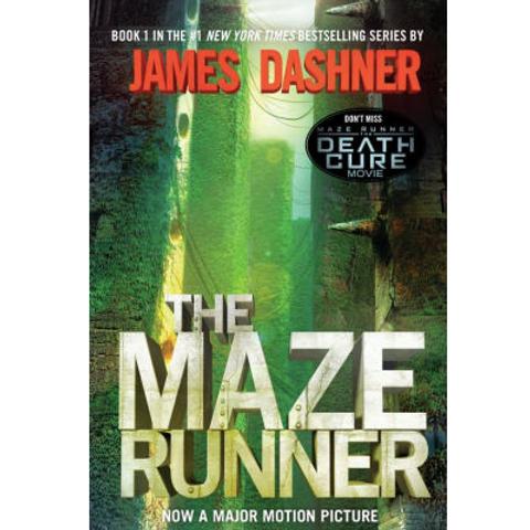 The Maze Runner by James Dashner (Maze Runner Series #1)