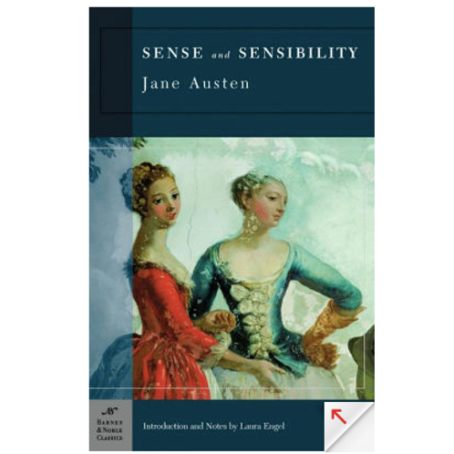 Sense and Sensibilityby Jane Austen