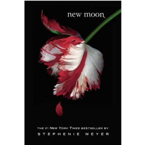 New Moon by Stephanie Meyer (Twilight Series #2)