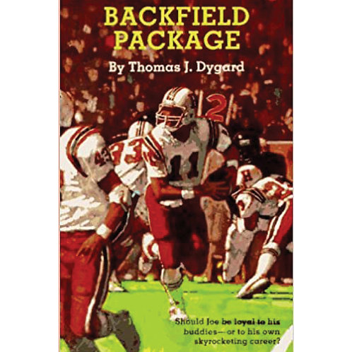 Backfield Package by Thomas J. Dygard