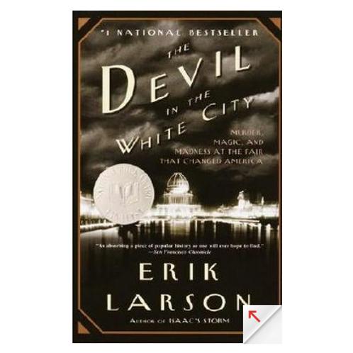 The Devil in the White Cityby Erik Larson