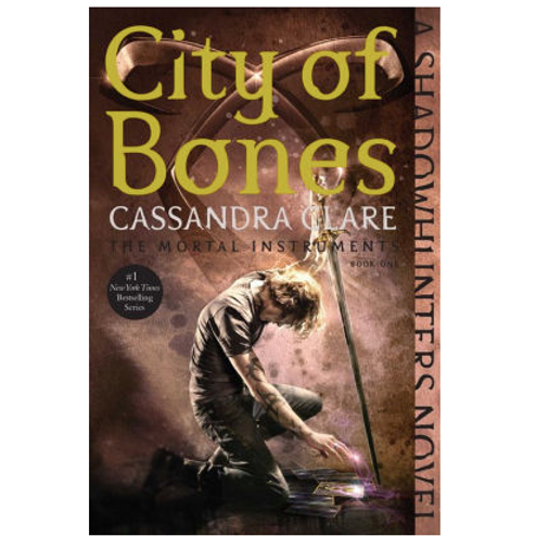 City of Bones by Cassandra Clare (Mortal Instruments #1)