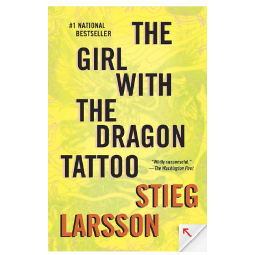 The Girl With the Dragon Tattoo by Stieg Larsson (Millennium Series #1)