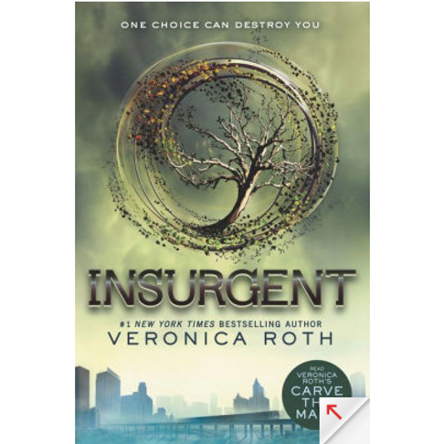 Insurgent by Veronica Roth (Divergent Series #2)