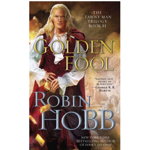 Golden Fool by Robin Hobb (The Tawny Man Trilogy #2)