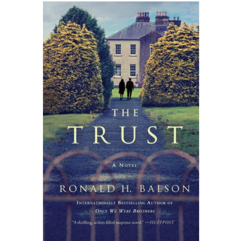 The Trust by Ronald H. Balson (Taggart  and Lockhart #4)