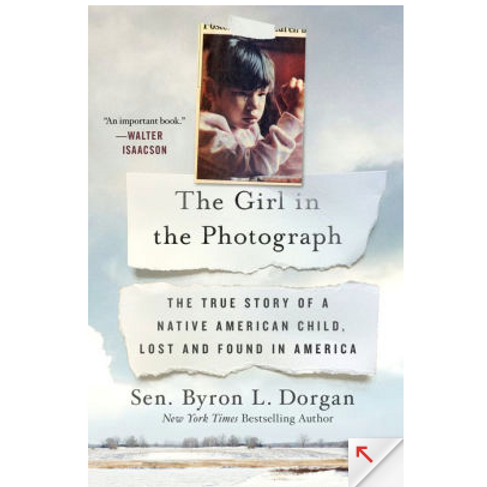 The Girl in the Photograph by Byron L. Dorgan