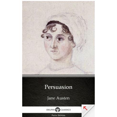 Persuasionby Jane Austen