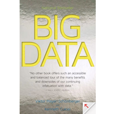 Big Data by Viktor Mayer-Schonberger and Kenneth Cukier