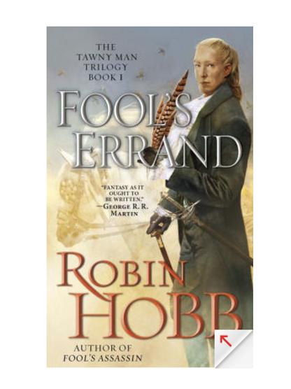 Fool's Errand by Robin Hobb (The Tawny Man Trilogy #1)