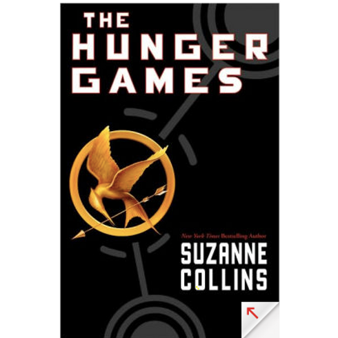 The Hunger Games by Suzanne Collins (The Hunger Games Series #1)