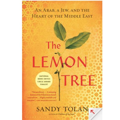 The Lemon Tree by Sandy Tolan