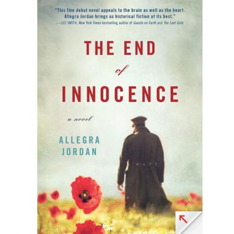 The End of Innocence by Allegra Jordan