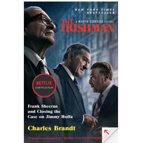 The Irishman by Charles Brandt