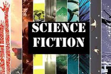Science Fiction  and Fantasy BOX