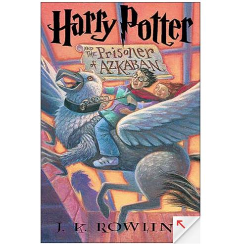 Harry Potter and the Prisoner of Azkaban by J.K Rowling (Harry Potter #3)