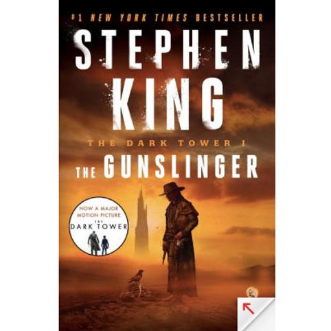 The Gunslinger by Stephen King (The Dark Tower #1)