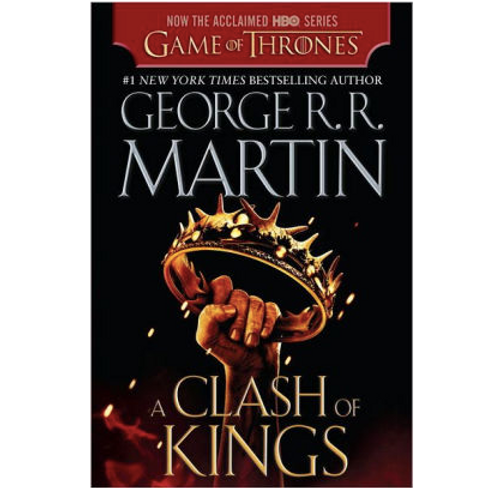 Clash of Kings by George R.R. Martin (The Song of Ice and Fire #2)