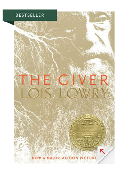 The Giver by Lowis Lowry