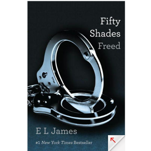 Fifty Shades Freed by EL James (Fifty Shades Trilogy #3)