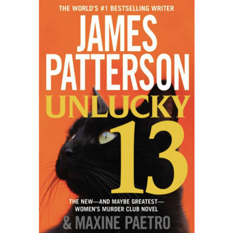 Unlucky 13 by James Patterson