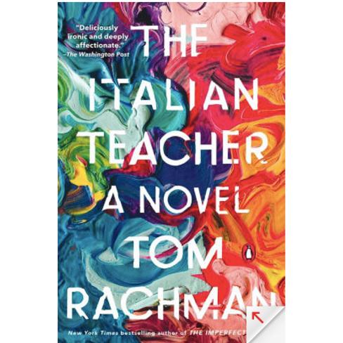 The Italian Teacherby Tom Rachman