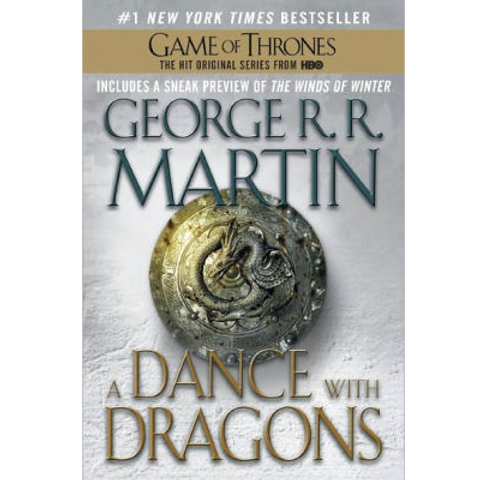 A Dance With Dragons by George R.R. Martin (The Song of Ice and Fire #5)