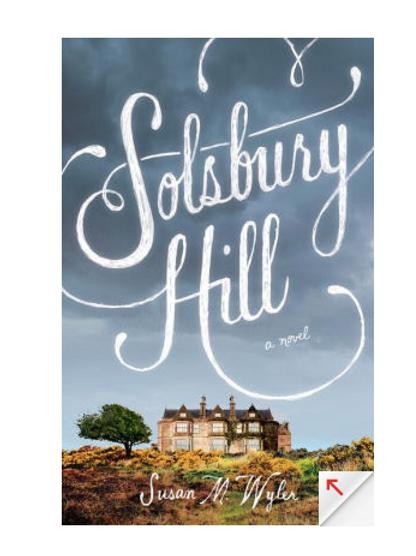Solsbury Hill by Susan W. Wyler