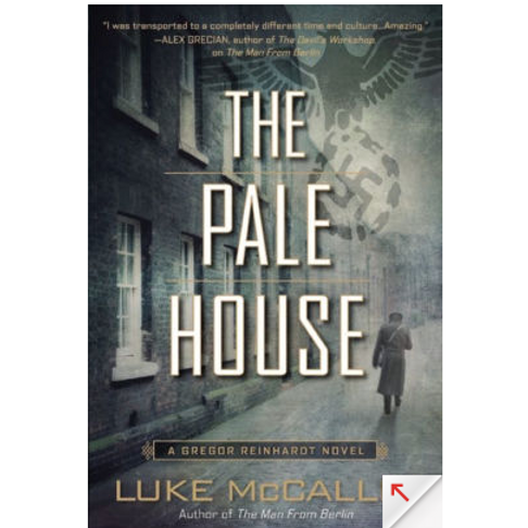 The Pale House by Luke McCallin