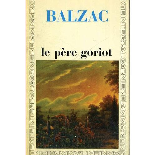 Le Pere Goroit by Honore de Balzac