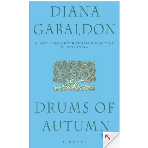 Drums of Autumn by Diana Gabaldon (Outlander Series #4)
