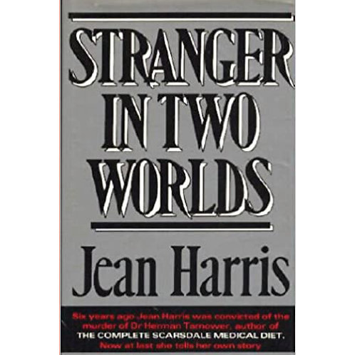 Stranger in Two Worlds by Jean Harris