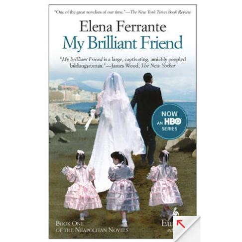 My Brilliant Friend by Elena Ferrante (Neapolitan Novels #1)