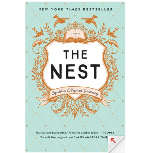 The Nest by Cynthia D'Apprix Sweeny